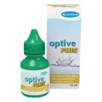 Optive Plus očné kvapky 10ml