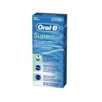 ORAL-B Superfloss zubná niť Mint 50 kusov