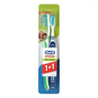 Oral-B zubná kefka 3Effect Natural Fresh 1 + 1