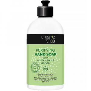 ORGANIC SHOP Čistiace mydlo na ruky 500 ml