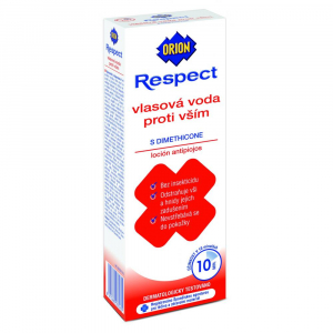 ORION Respect Vlasová voda proti vším 100 ml