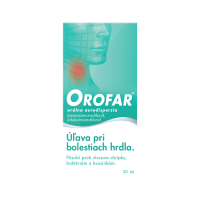OROFAR AER ORA 1X30ML