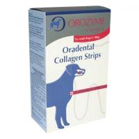 OROZYME Žuvacie plátky pre psov S 224 g
