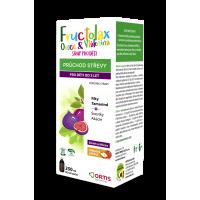 ORTIS Fructolax Sirup pre deti 250 ml