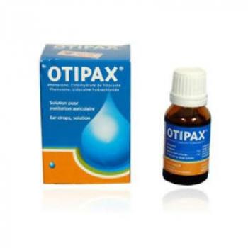 OTIPAX L ušná roztoková instilácia 16g