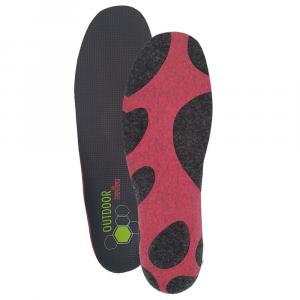 PEDAG Outdoor high ortopedická vložka, turistika a golf 1 pár, Veľkosť vložiek do obuvi: Veľkosť 36/37