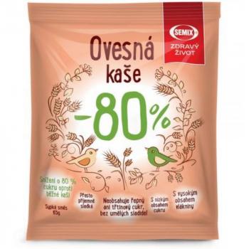 SEMIX Ovsená kaša - 80% 65 g