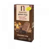 NAIRNS Ovsené sušienky s čokoládou bez lepku 160 g