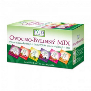 FYTO CAJ OVOCNO-BYLINNY MIX (6X5KS)30X2