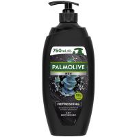 Palmolive sprchový gél 750ml for men pure arctic pumpička