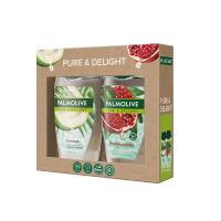 PALMOLIVE Pure Kokos/Granátové jablko Darčekové balenie