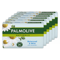 PALMOLIVE Naturals Chamomille Mydlo 6x 90 g