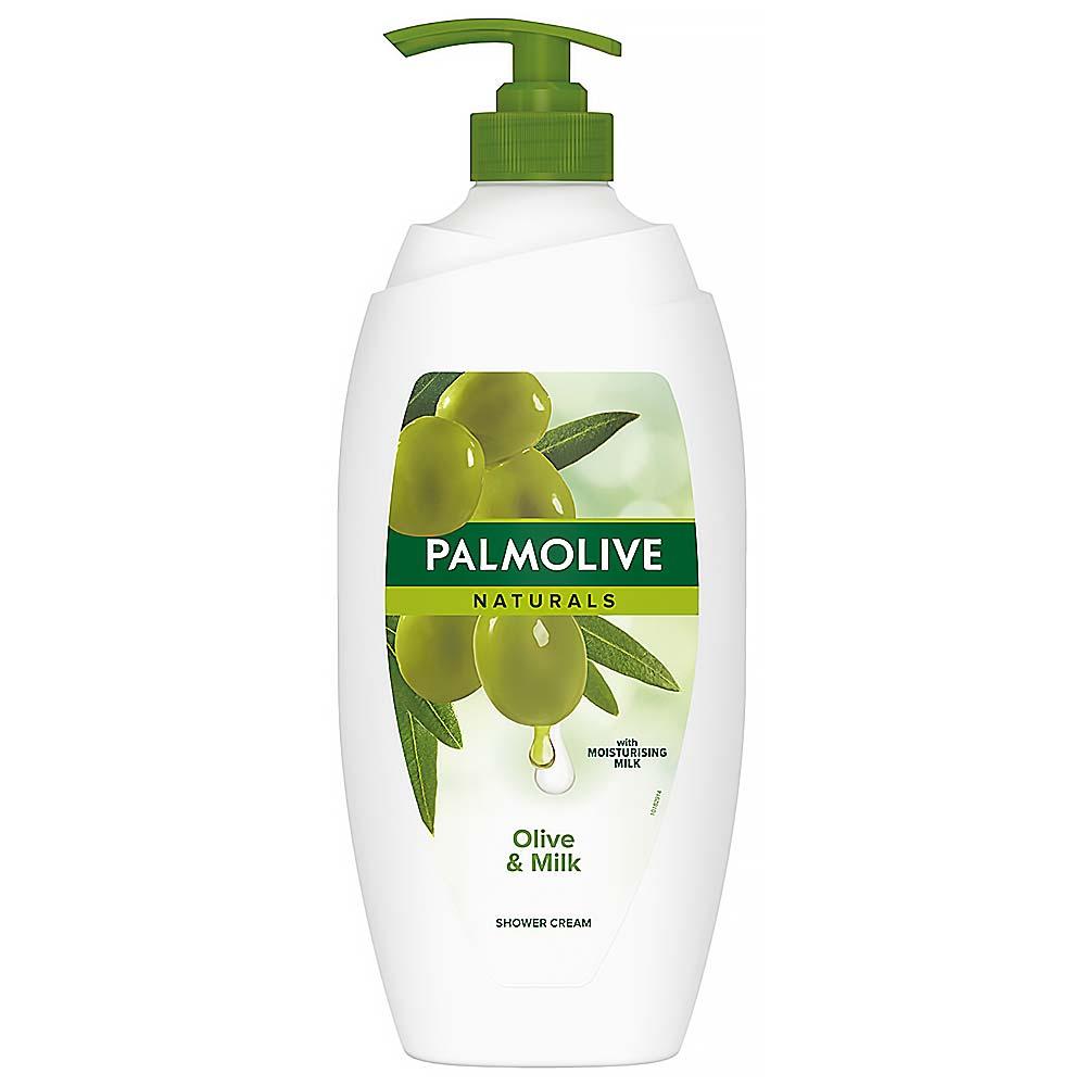 Palmolive sprchový gél 750ml Olive milk pumpička