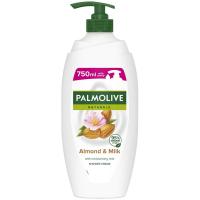 Palmolive sprchový gél 750ml Almond milk pumpička
