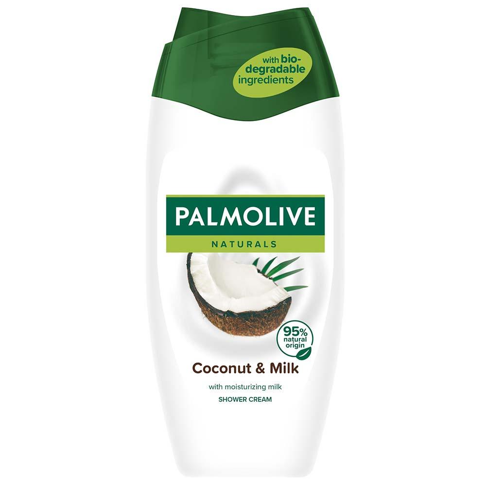 Palmolive sprchový gel 250ml coconut milk