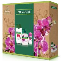 PALMOLIVE Triple Naturals Orchid Darčeková súprava