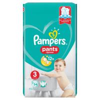 PAMPERS Pants veľ.3 VPP 6-11 kg Nohavičkové plienky 54 ks