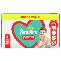 PAMPERS Pants veľ.4+ Plienkové nohavičky 10-15 kg 45 ks