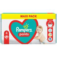 PAMPERS Pants veľ.4 Plienkové nohavičky 9-15 kg 48 ks