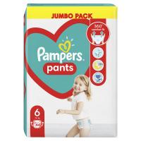 PAMPERS Pants 6 EXTRA LARGE 16+ kg 44 kusov