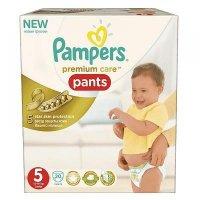 PAMPERS Premium Care Pants 5 JUNIOR 11-25 kg 20 kusov
