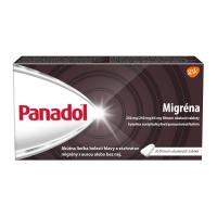 PANADOL Migréna 20 filmom obalených tabliet