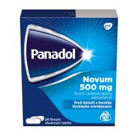 PANADOL Novum 500 mg 24 filmom obalených tabliet