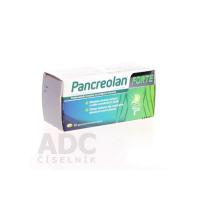 PANCREOLAN FORTE tbl ent 220 mg 1x60 ks