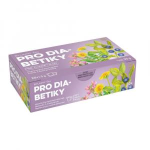 TEA CZ Pre diabetikov 20x 1,5 g