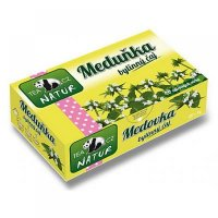 PANDA Natur Medovka bylinný čaj 20 sáčkov