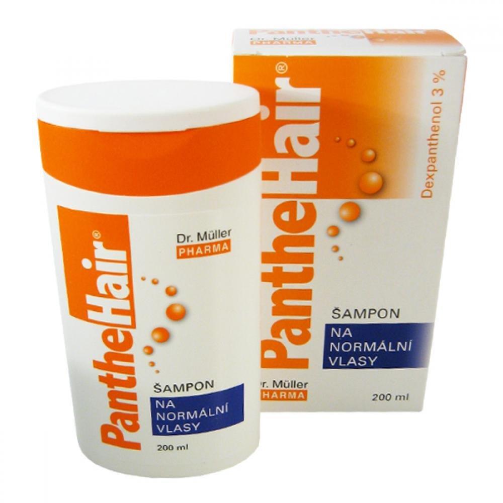 Dr Müller Panthehair šampón normálne vlasy 200 ml