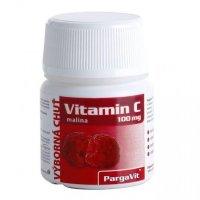 SIMPLY YOU Pargavit Vitamín C malina 90 tabliet