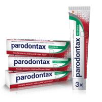 PARODONTAX zubná pasta Fluoride 3 x 75 ml
