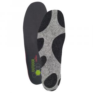 PEDAG Outdoor mid ortopedická vložka, turistika a golf 1 pár, Veľkosť vložiek do obuvi: Veľkosť 36/37