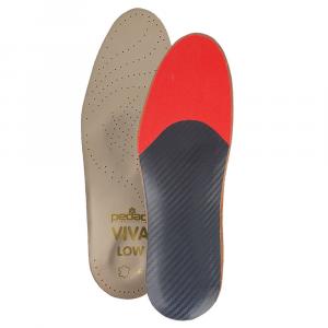 PEDAG Viva low ortopedická vložka s patentom 1 pár, Veľkosť vložiek do obuvi: Veľkosť 38