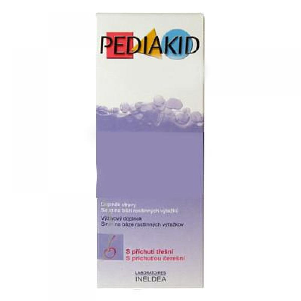 SWISS Pediakid pre ľahké zaspávanie 125 ml