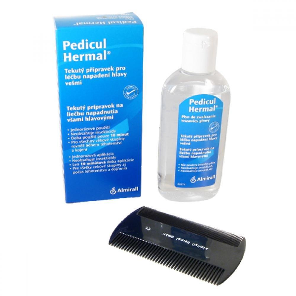 PEDICUL Hermal šampón na vši 100ml