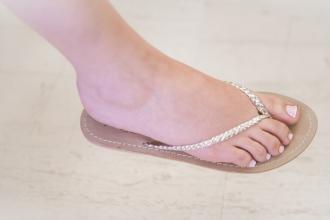 Pedikúra - krásne nohy nielen v lete