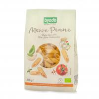 BYODO Bezlepkové Penne - ryža, kukurica, cícer BIO 250 g