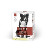 PET HEALTH CARE FYTO pipeta pre psov 10-20 kg 3x10 ml