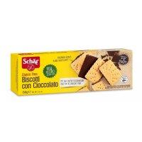 SCHÄR Biscotti con Cioccolato Polomáčané sušienky bez lepku 150 g