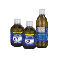PHARMA ACTIV Koloidné minerály 2x 300 ml + Koloidné striebro 10 ppm 500 ml