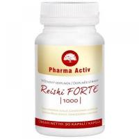 PHARMA ACTIV Reishi Forte 90 kapsúl