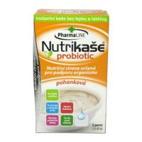PHARMALINE Nutrikaša probiotic Pohánková 3x60 g