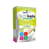 PHARMALINE Nutrikaša Probiotic s hruškou 180 g (3x60 g)