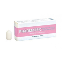 PHARMATEX Vaginálne kapsuly 8,9 mg 1x 10 ks