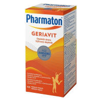 PHARMATON GERIAVIT 100 kapsúl + darček