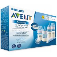 PHILIPS AVENT Novorodenecká štartovacia sada Anti-colic s ventilom AirFree