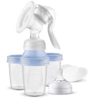 PHILIPS AVENT Manuálna odsávačka materského mlieka s VIA systémom