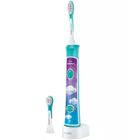 PHILIPS SONICARE for Kids HX6322/04 sonická elektrická zubná kefka pre deti